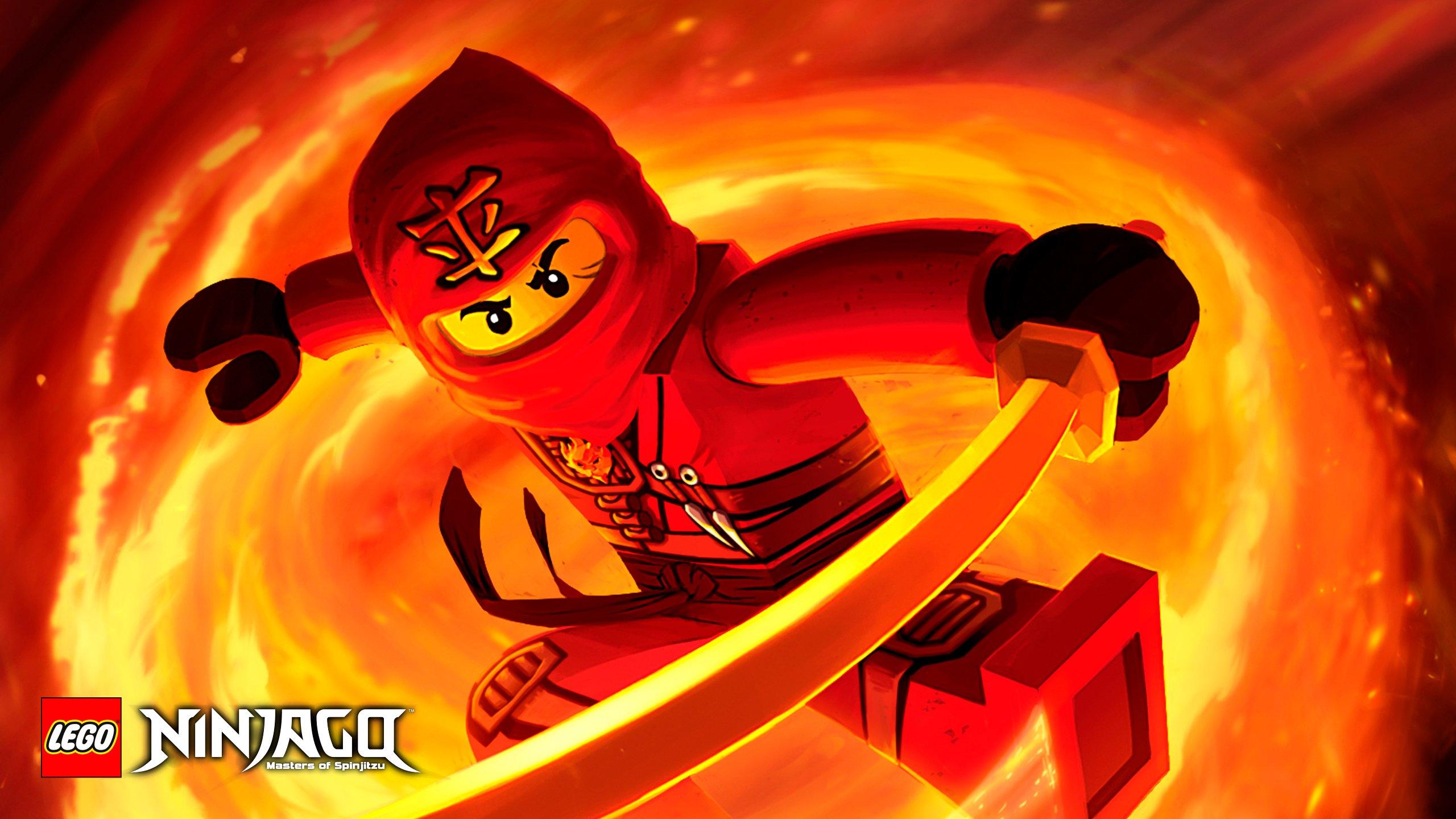 Kai Ninjago 2015 Lego ninjago 2015 kai kai kai 2560x1440