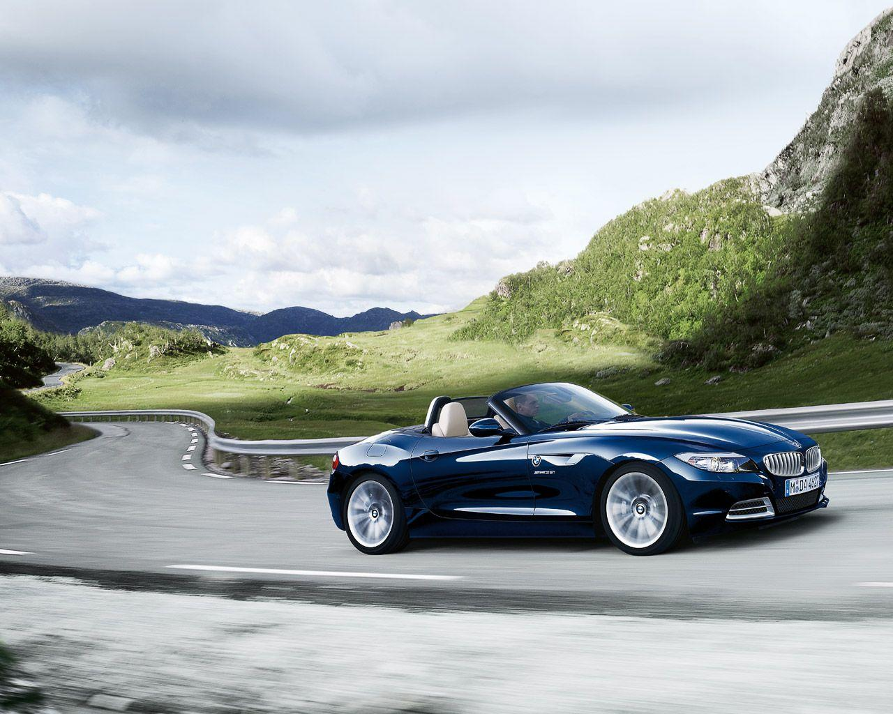 Free Download Bmw Z4 Wallpapers 1280x1024 For Your Desktop