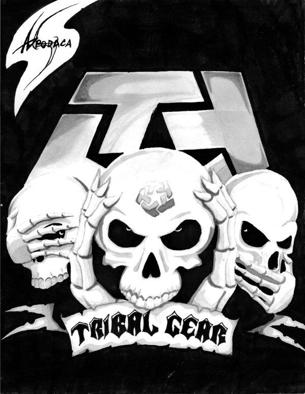 Tribal Gear by Jackle07 600x774