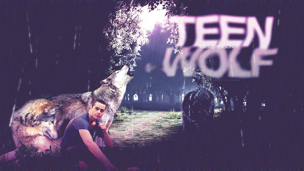 Teen Wolf Tumblr Background