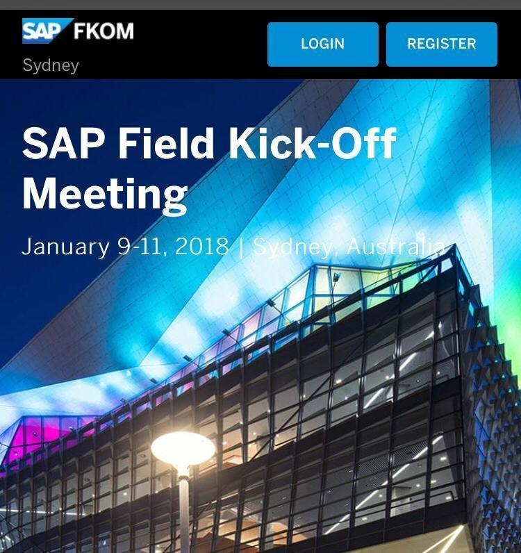 Sap Field Kick Off Meeting 2018 Sydney   Field Wallpaper HD 2018 750x796