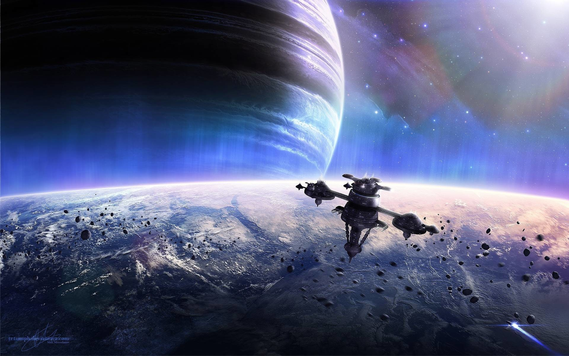 Free download 15 Space Station Wallpapers on WallpaperPlay ...