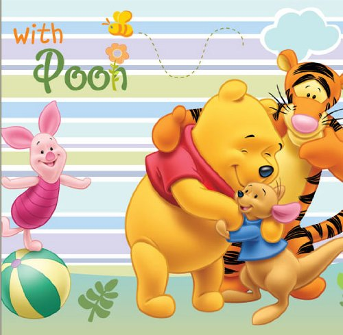 45 Winnie The Pooh Wallpaper Border On Wallpapersafari