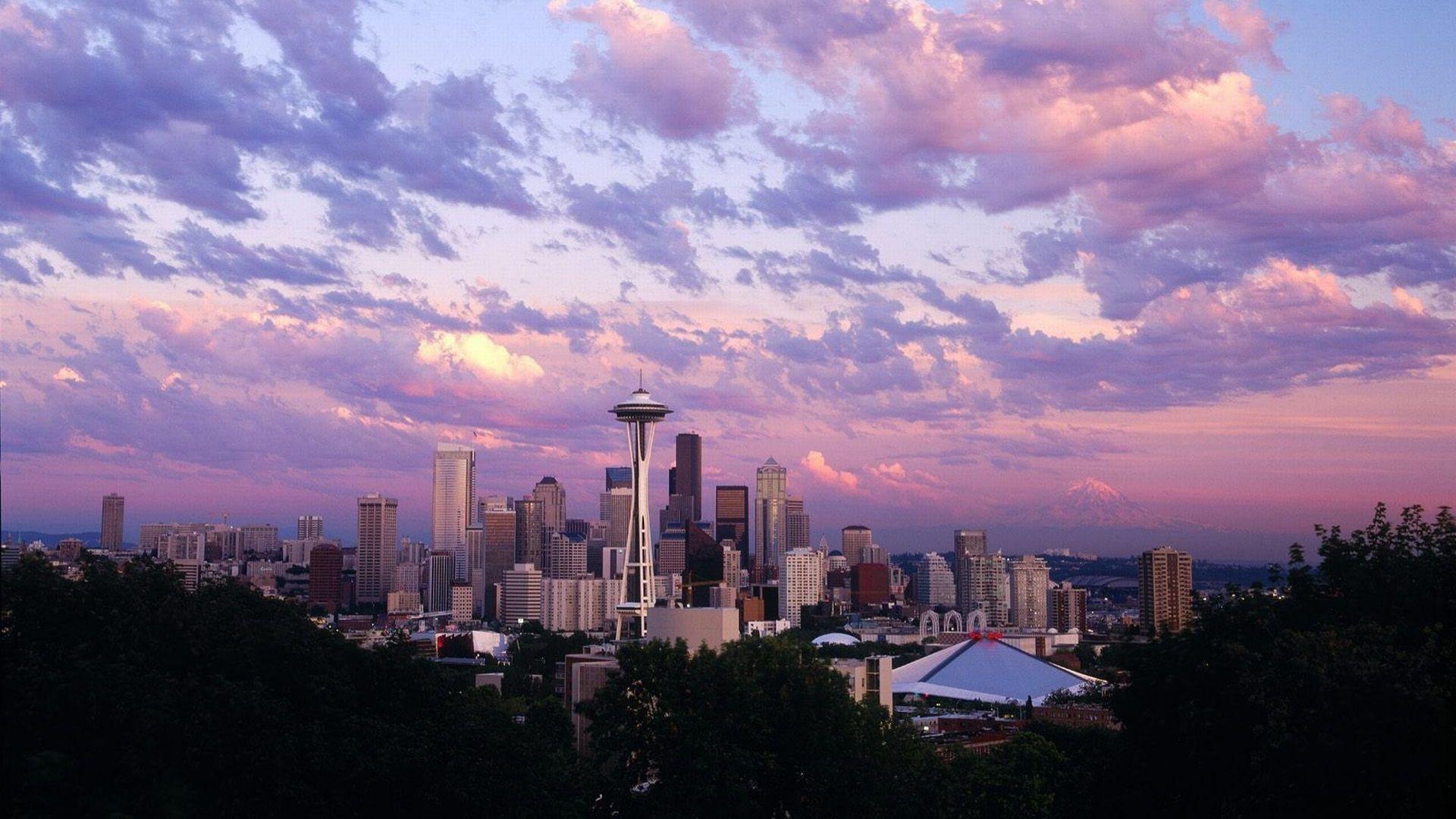 45 Seattle 1080p Wallpaper On Wallpapersafari