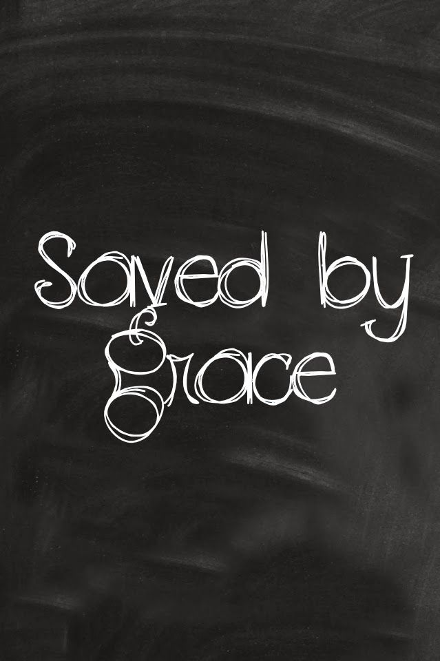 Saved by grace chalkboard phone background in 2019 Phone 639x960
