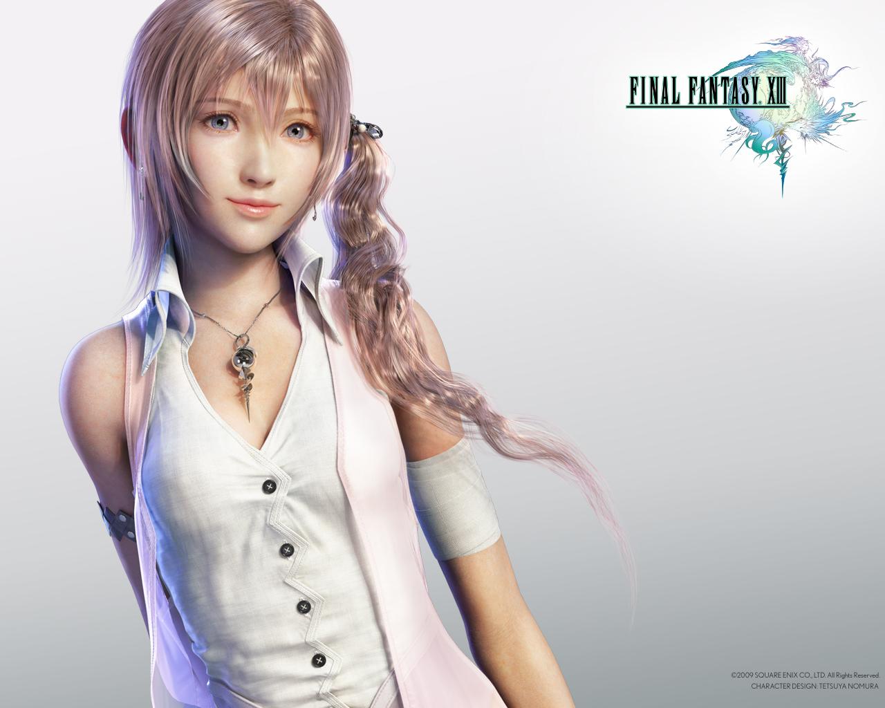 Final Fantasy XIII Wallpapers   Final Fantasy FXN Network 1280x1024