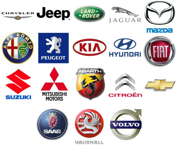 manufacturers logos car manufacturers logos car manufacturers logos 600x500
