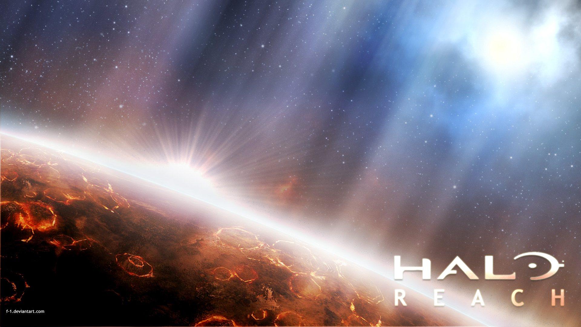 Pics Photos   Halo Reach 1080p Wallpaper Halo Reach 720p 1920x1080