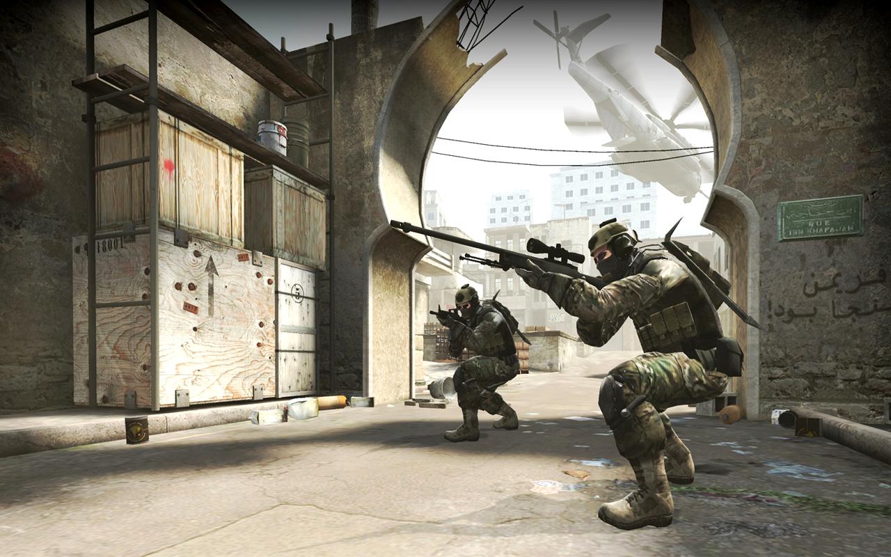 CSGO Counter Sniper Aim HD Wallpaper HD Desktop Wallpaper for 1280x800