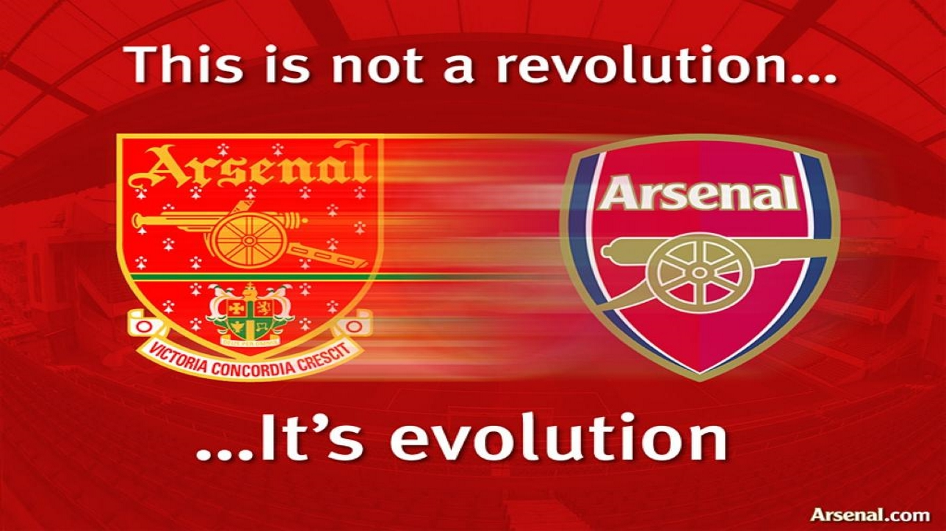 Arsenal Logo Changing Wallpaper in HD Resolution   Football Wallpapers 1366x768
