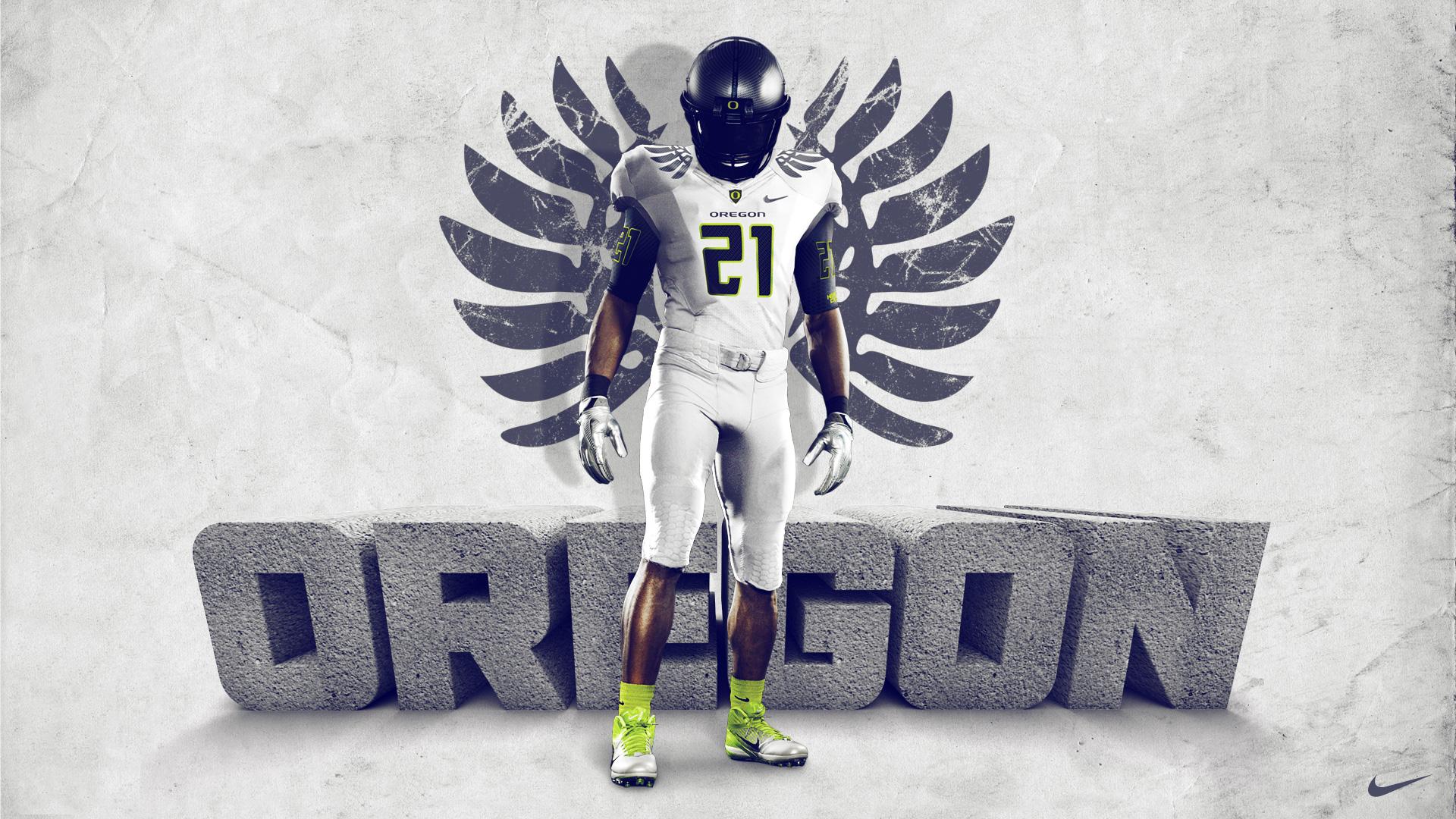 BCS Championship Oregon Ducks Uniform Wallpaper   NikeBlogcom 1920x1080