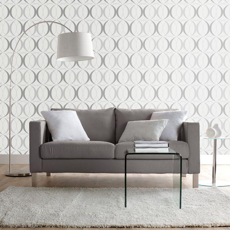 2999 Wallpaper   Double rollWALLPAPERWALL DECORBouclaircom 736x736