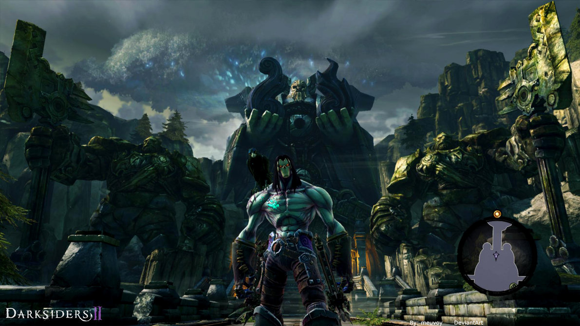 Darksiders II Wallpapers by meuvoy 1191x670