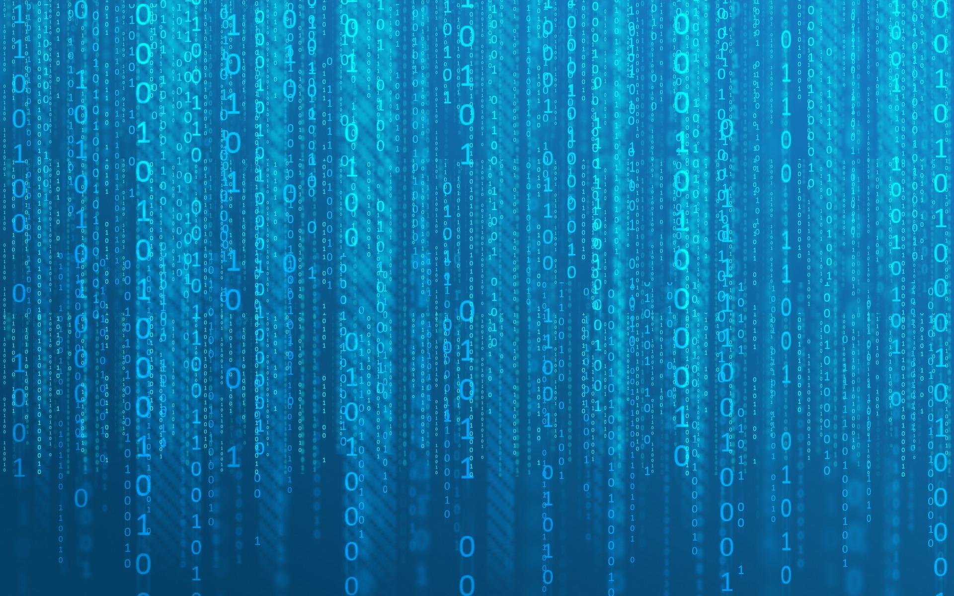 Matrix Binary Wallpapers HD Wallpapers 1920x1200