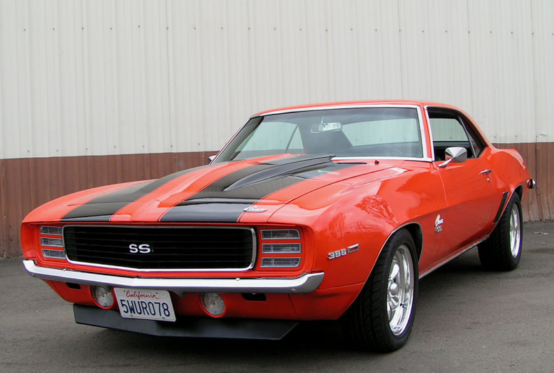 69 camaro 396 rs ss Car Pictures 792x534