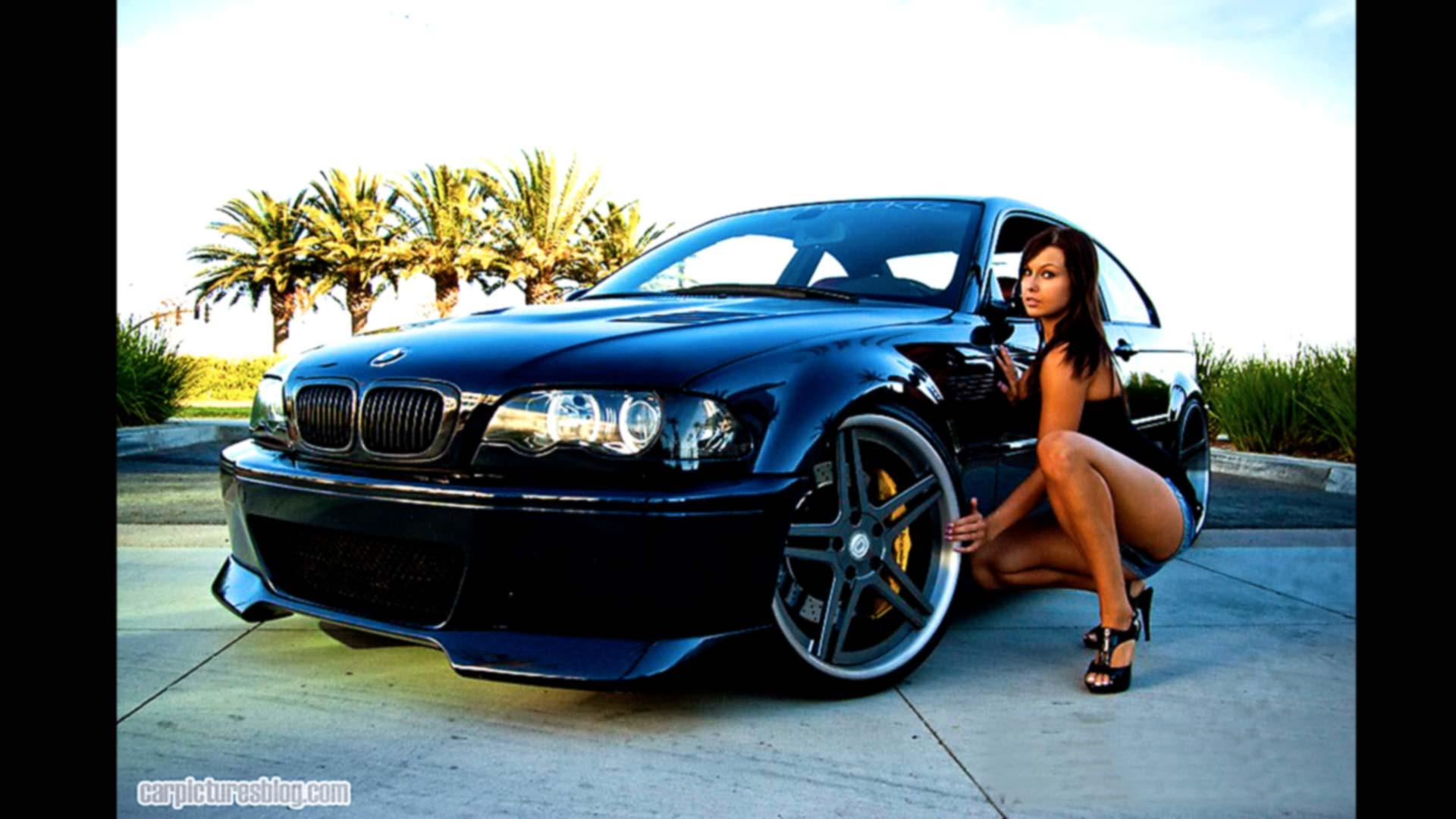 Car Wallpaper of the Day Blue BMW M3 HQ BMW M3 Wallpaper 1920x1080