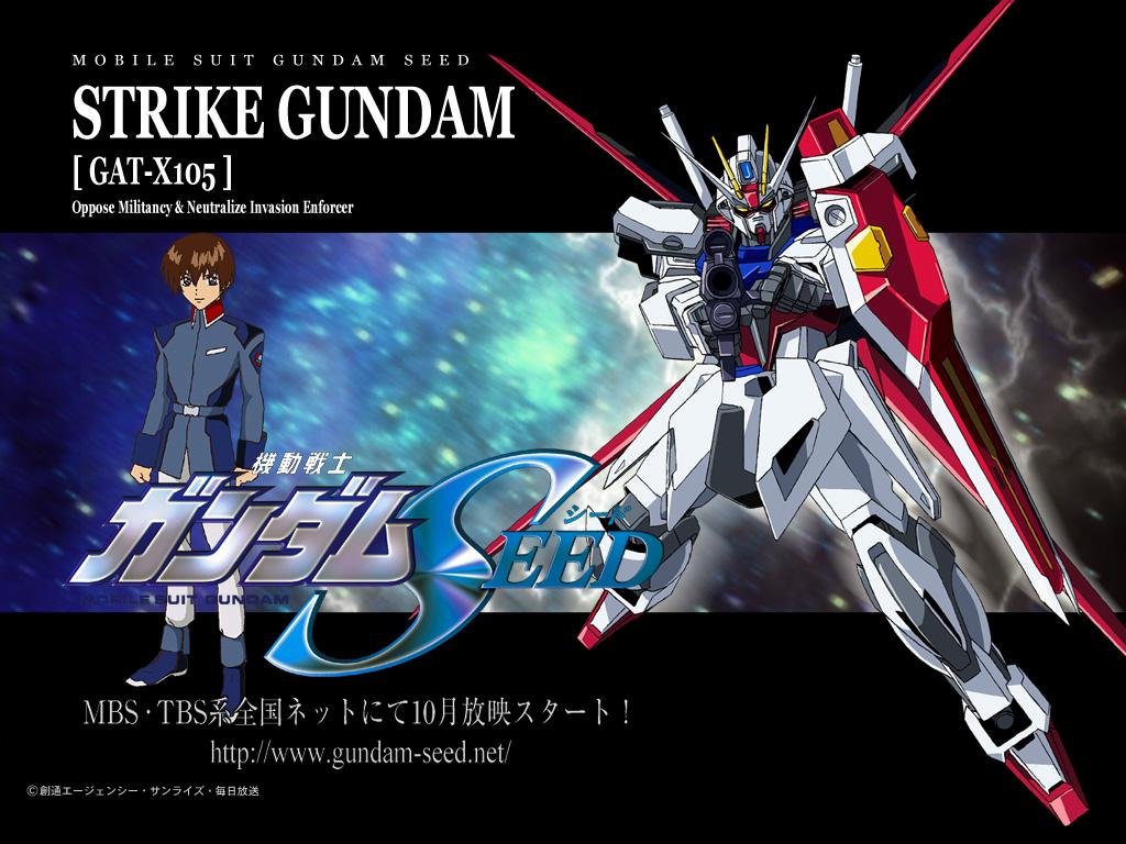 Gundam SEED Wallpaper Wallpaperholic 1024x768