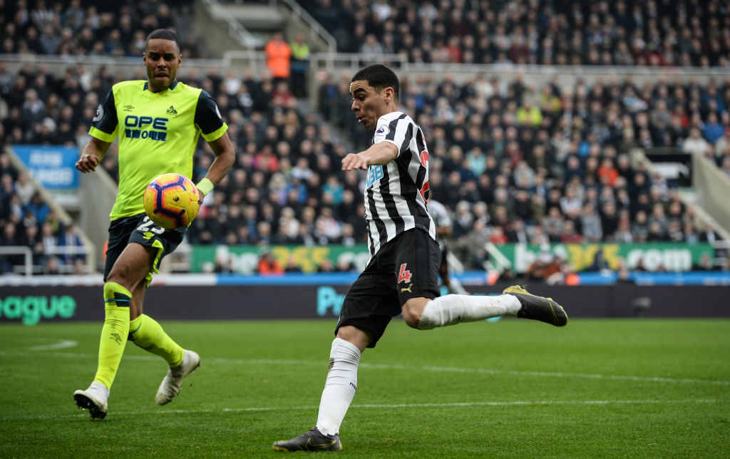 Miguel Almiron performance gives hope to forgotten Newcastle star 1024x644