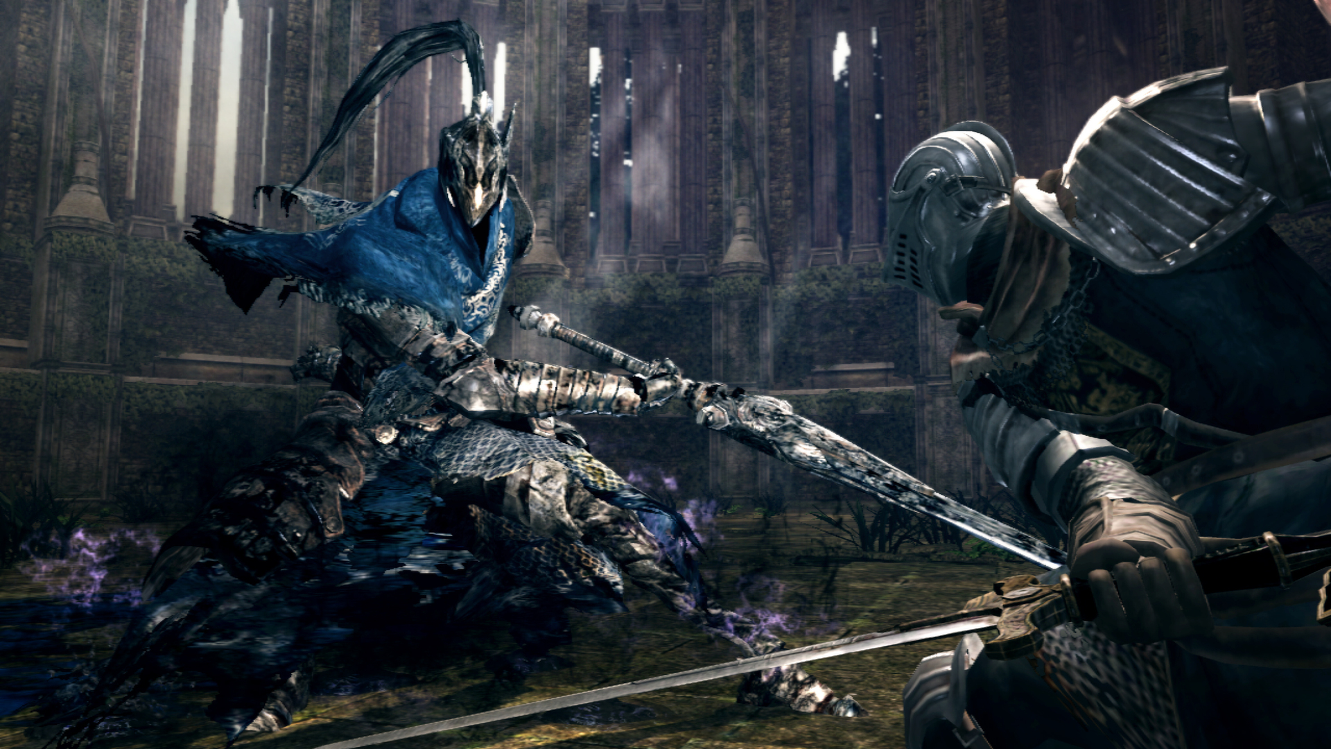 Dark Souls   the laziest console to PC port Update Resolution 1920x1080