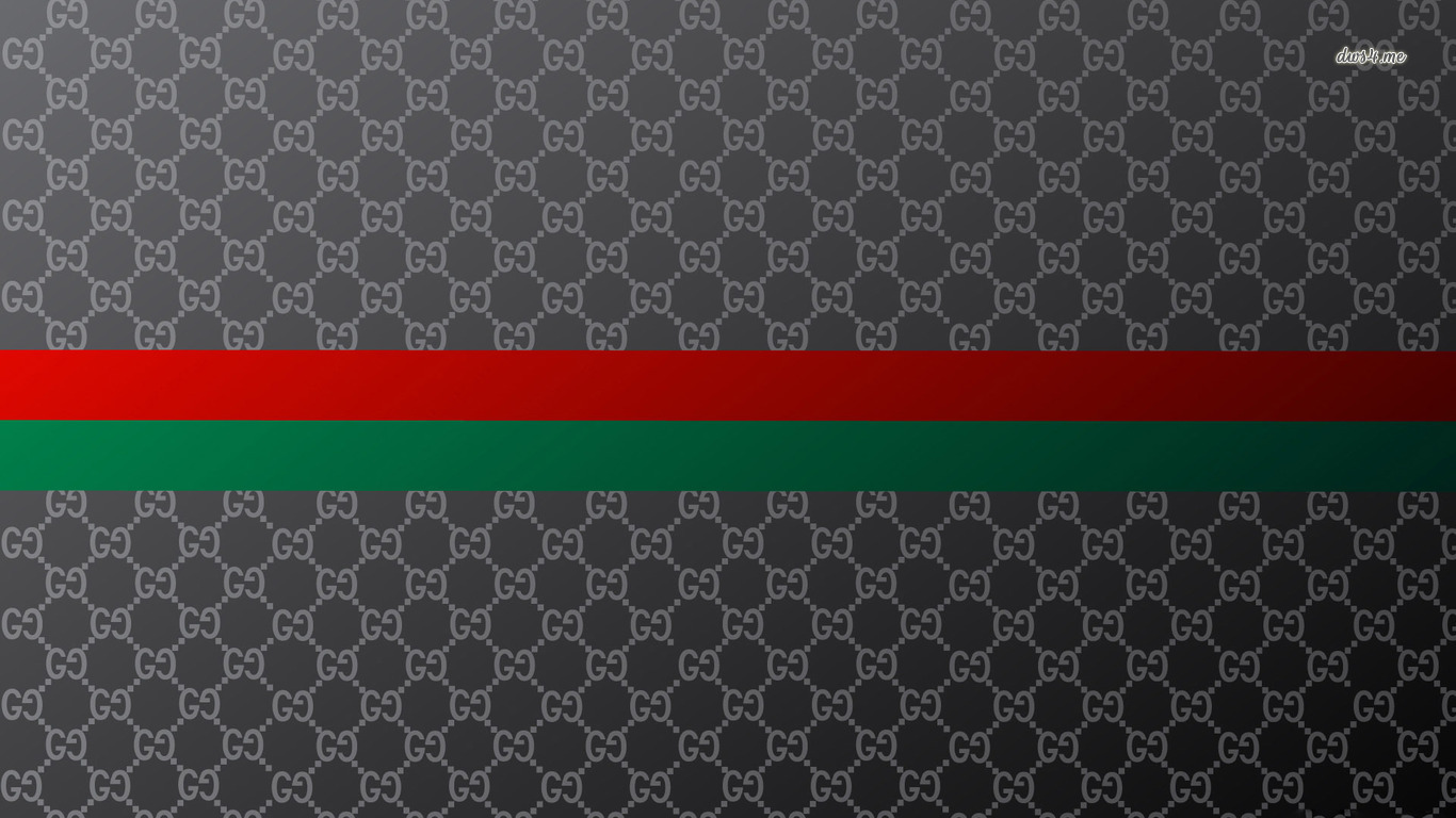 Gucci pattern wallpaper   Abstract wallpapers   7003 1366x768