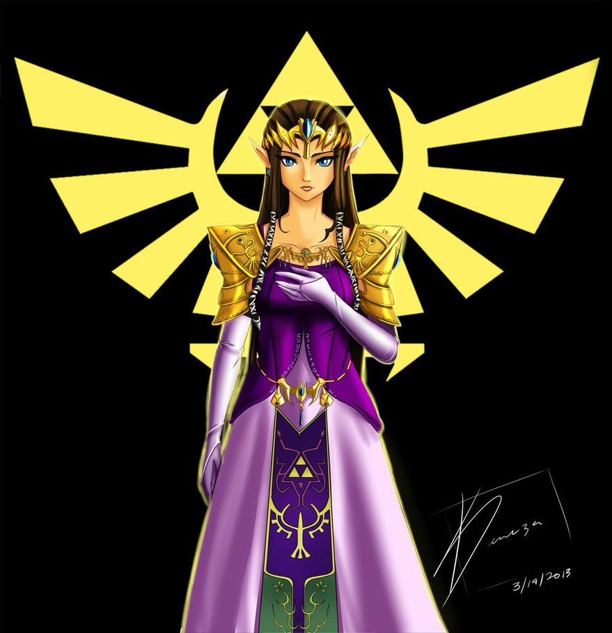 Zelda Twilight Princess ver by deadeyemcduck 879x909
