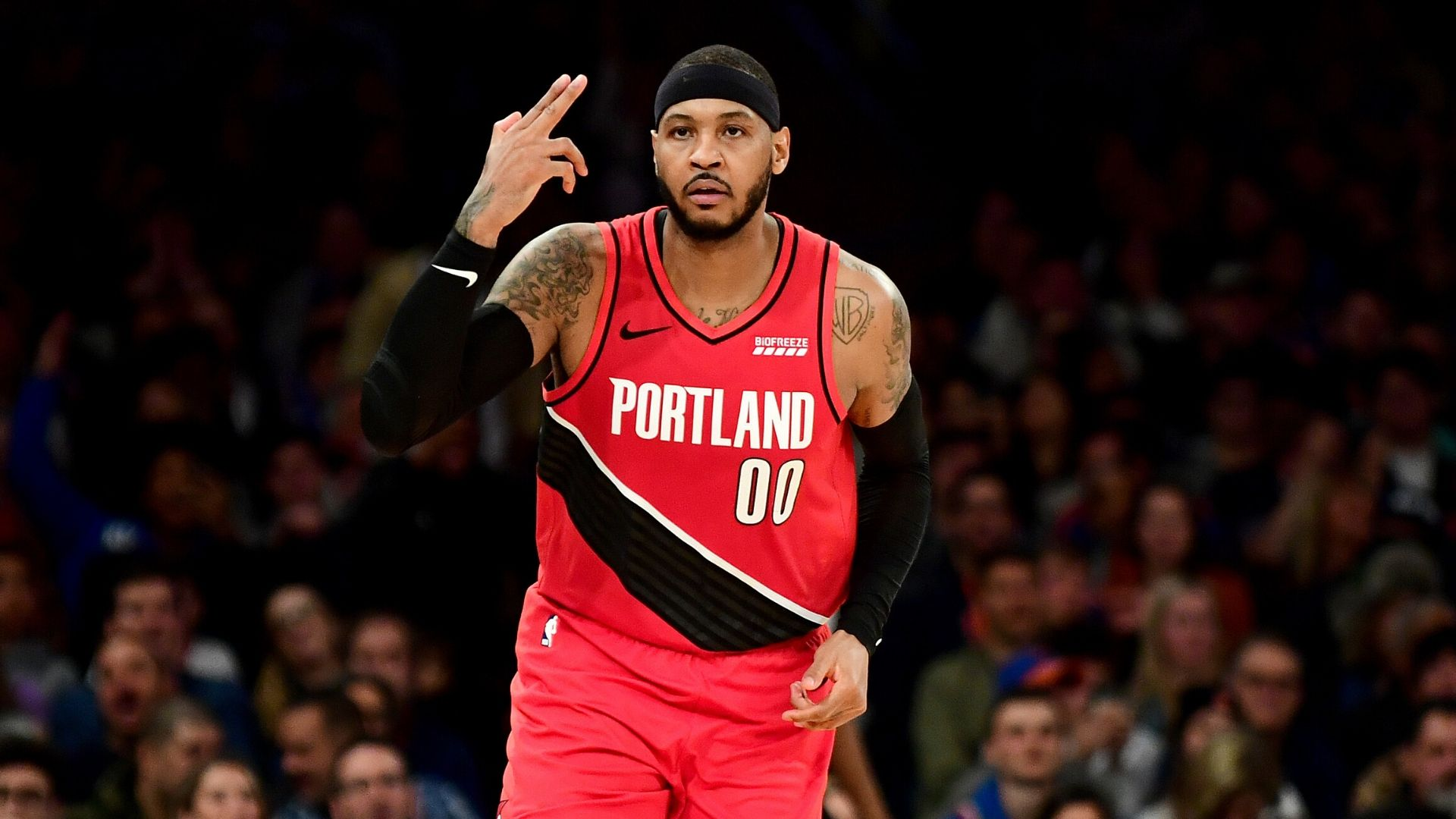 Three hes still got it moments from Portland Trail Blazers 1920x1080