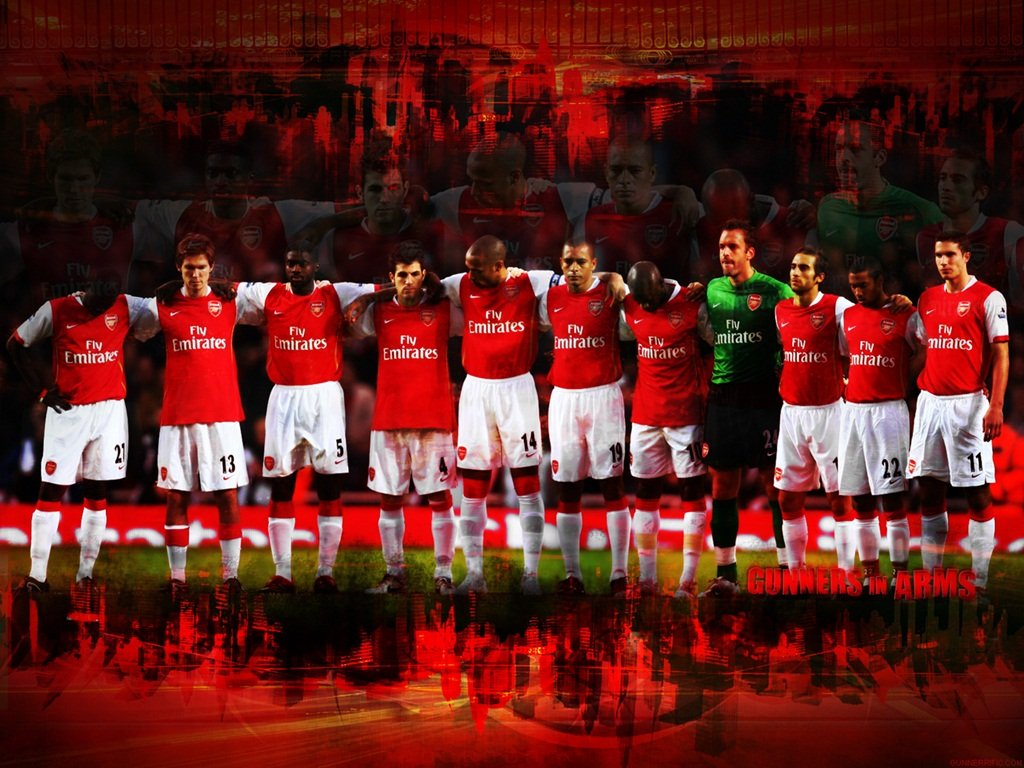 Football Arsenal FC Club New Nice hd Wallpapers 2013 1024x768