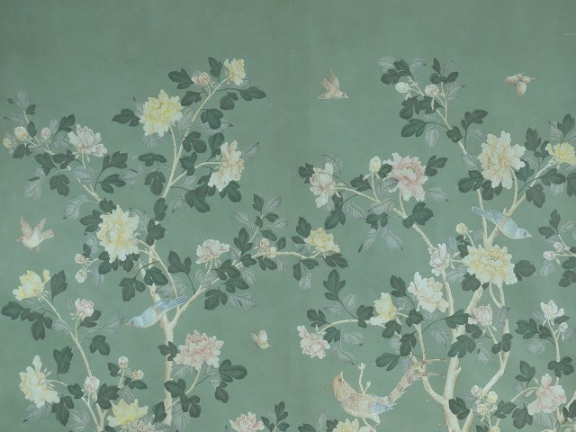 Guest Picks Design Trend Patterned Wallpaper 640x480