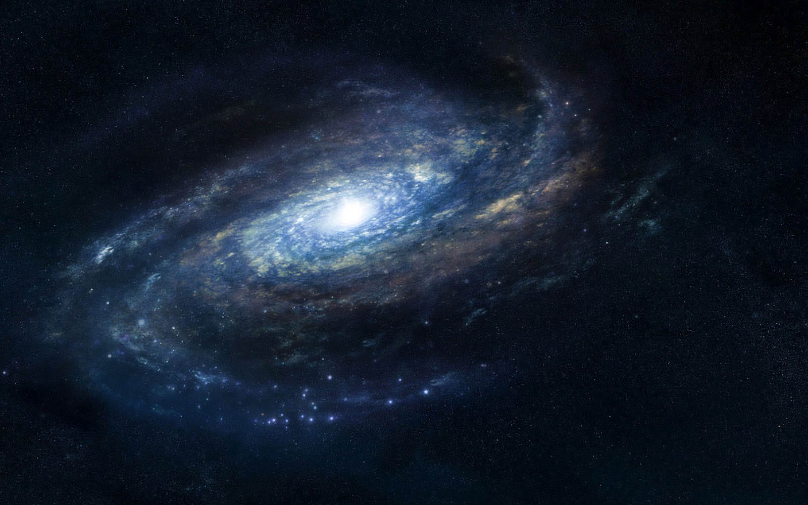 wallpaper Galaxy Desktop Wallpapers 1600x1000