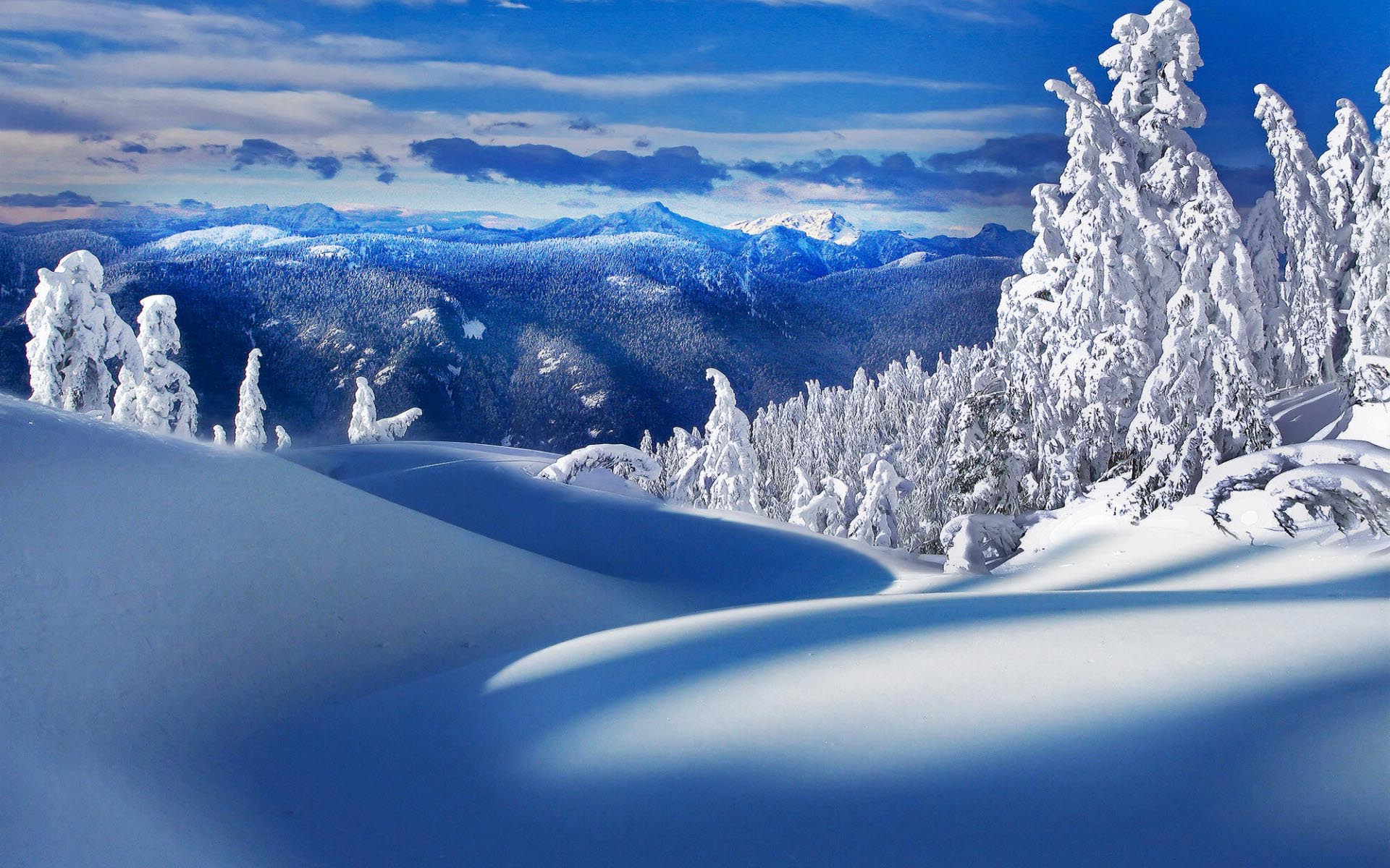 ice mountains canada hd free 3d desktop backgrounds wallpaper pictures 1920x1200