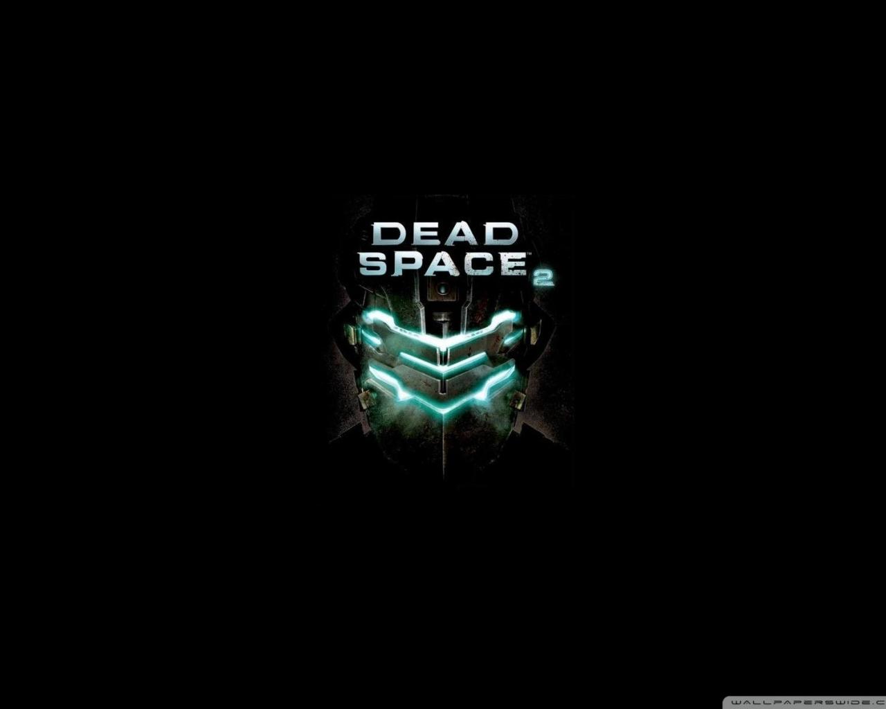 Dead Space 2 Mask wallpaper 1280x1024   Fondo hd 1960 1280x1024