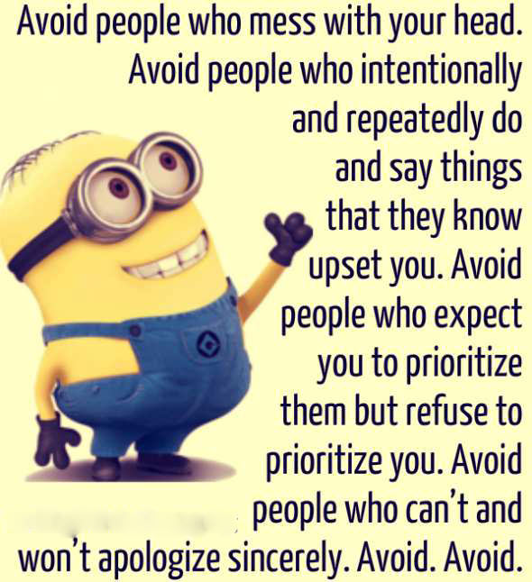 Minions Quotes Images For Him 590x646