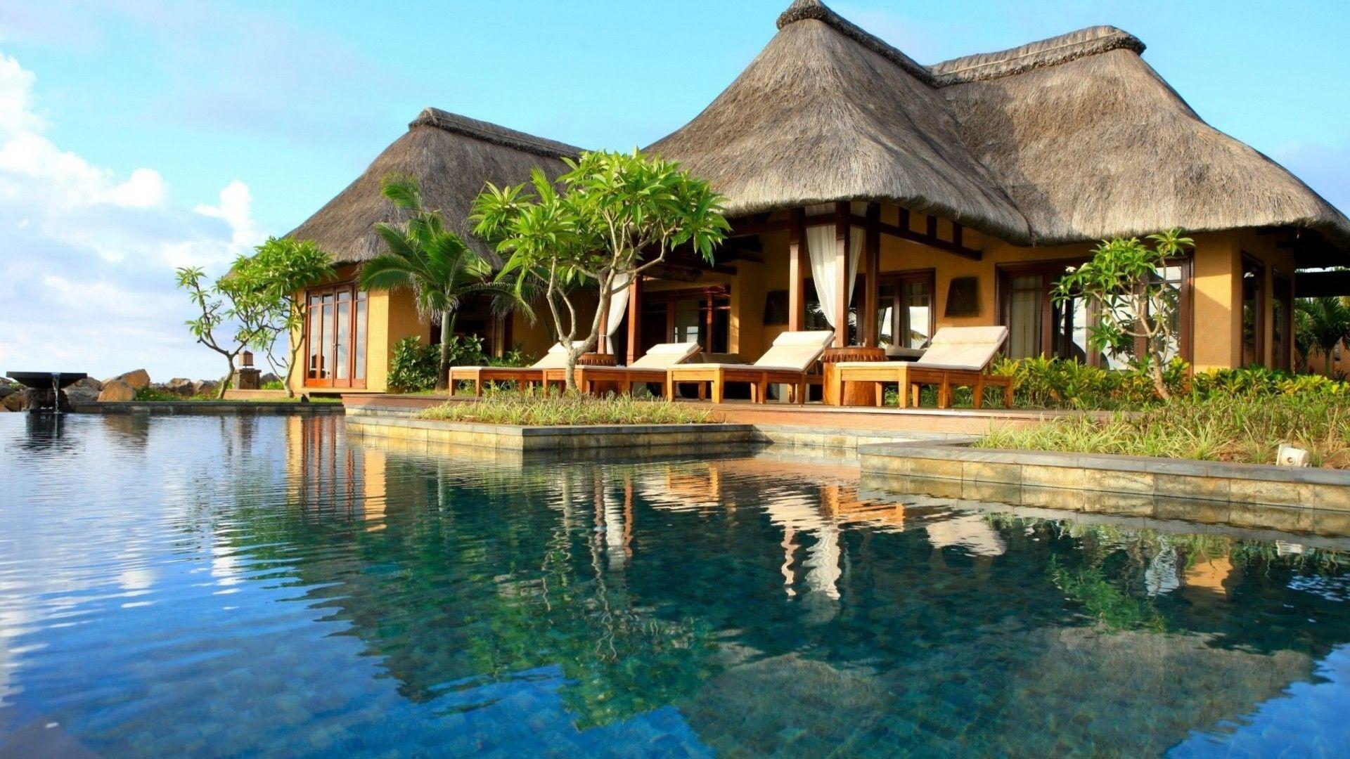 16 Luxury Pubg Wallpaper Iphone 6: Exotic Beach Resorts Wallpaper