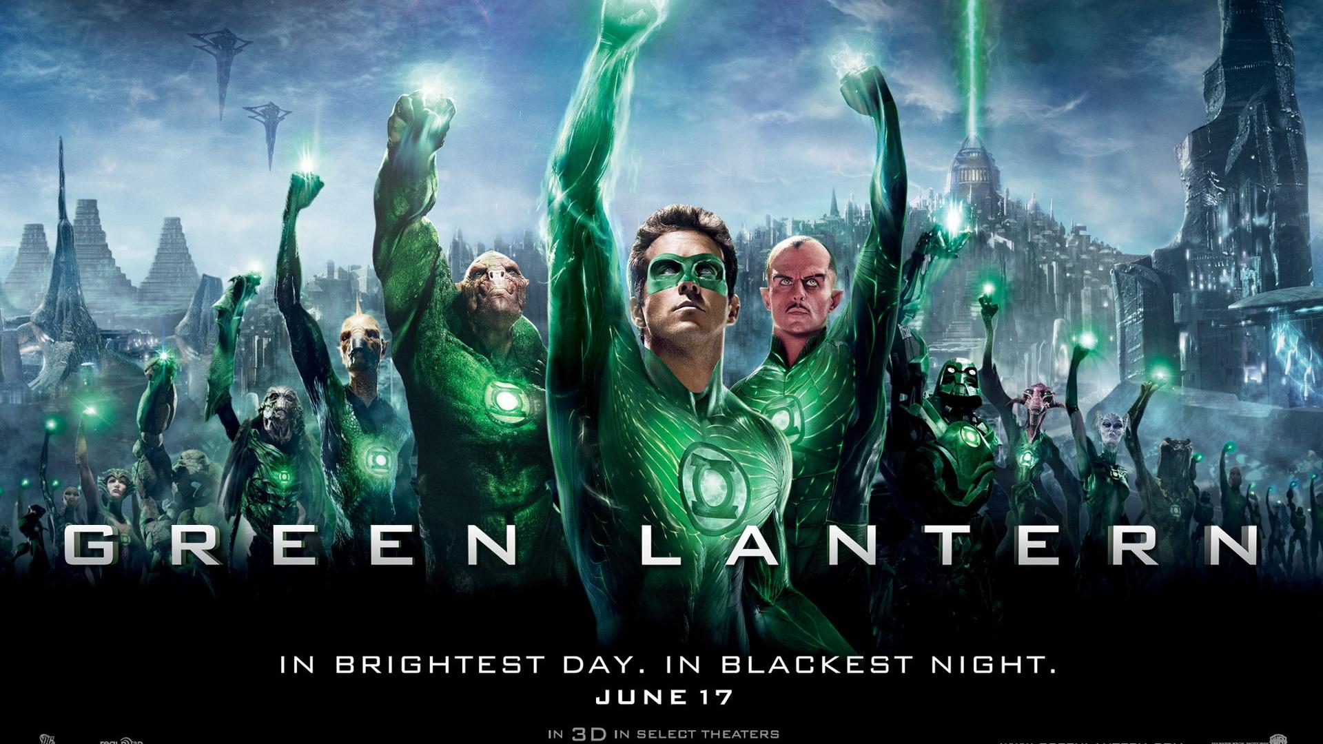 Green Lantern The Movie Wallpaper HD 2682 Wallpaper Download HD 1920x1080