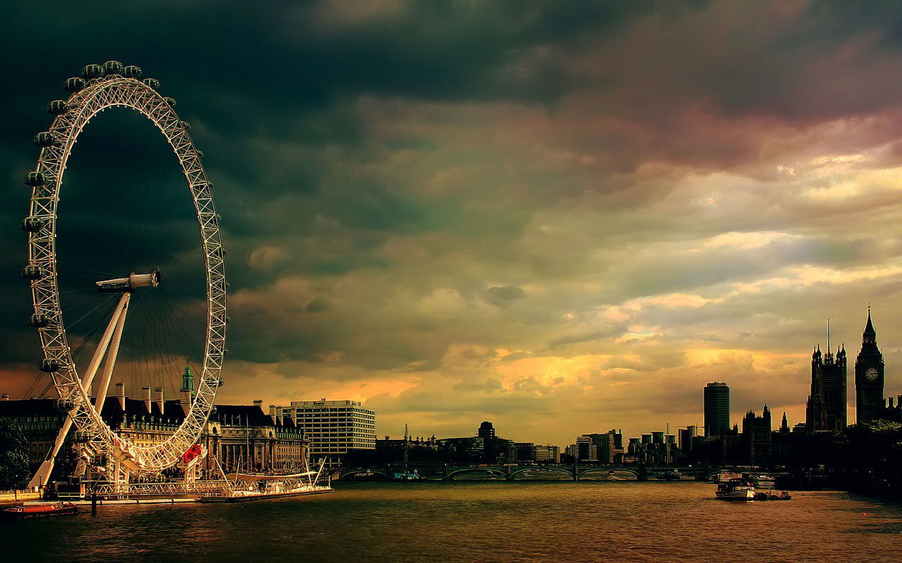 on August 20 2015 By Stephen Comments Off on London Eye HD Wallpapers 1280x800