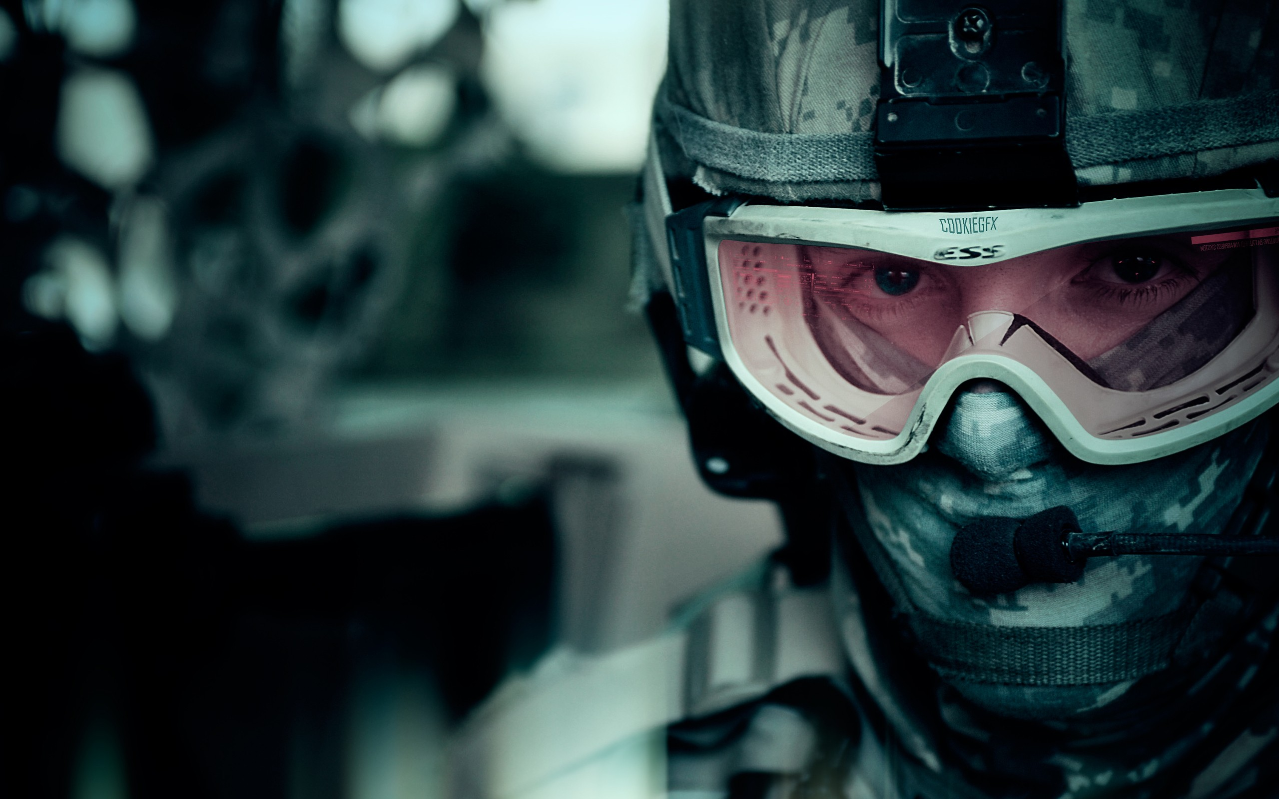 Wallpaper Abyss Explore the Collection Soldiers Military Soldier 2560x1600