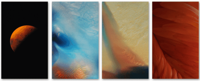 Download iOS 9 Built in Hd Wallpapers 640x261