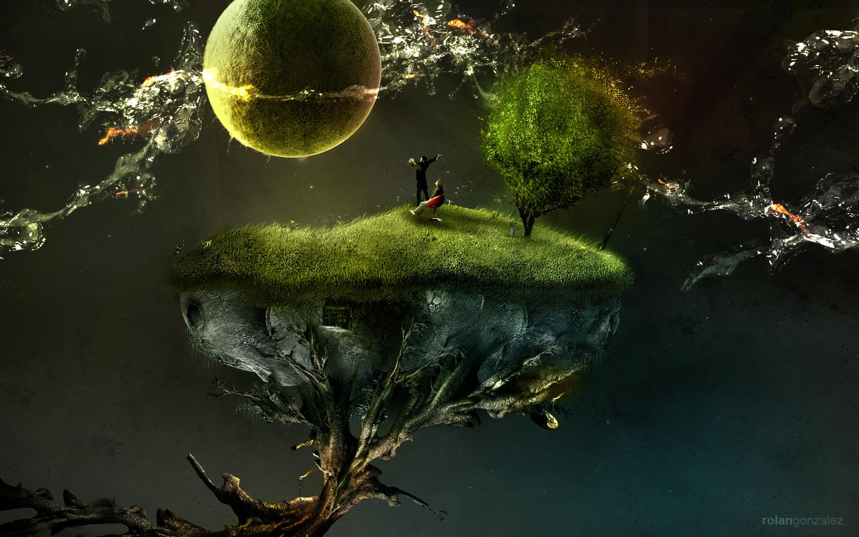 Surreal Wallpaper Collection of Best Surreal Desktop Wallpapers 1440x900