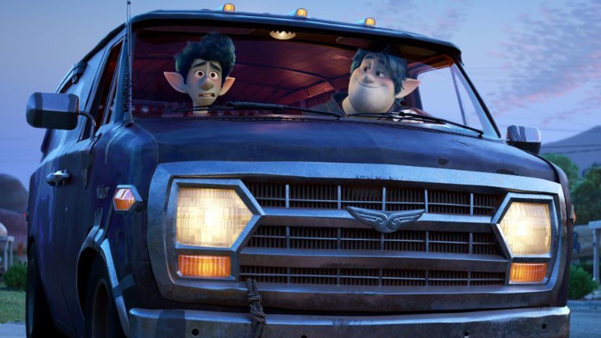 First Look at Chris Pratt and Tom Hollands Pixar Elf Film ONWARD 1920x1080