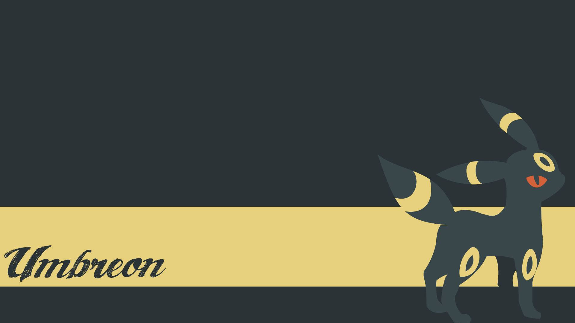 Pics Photos   Pokemon Umbreon 1920x1080 Wallpaper Others 1920x1080