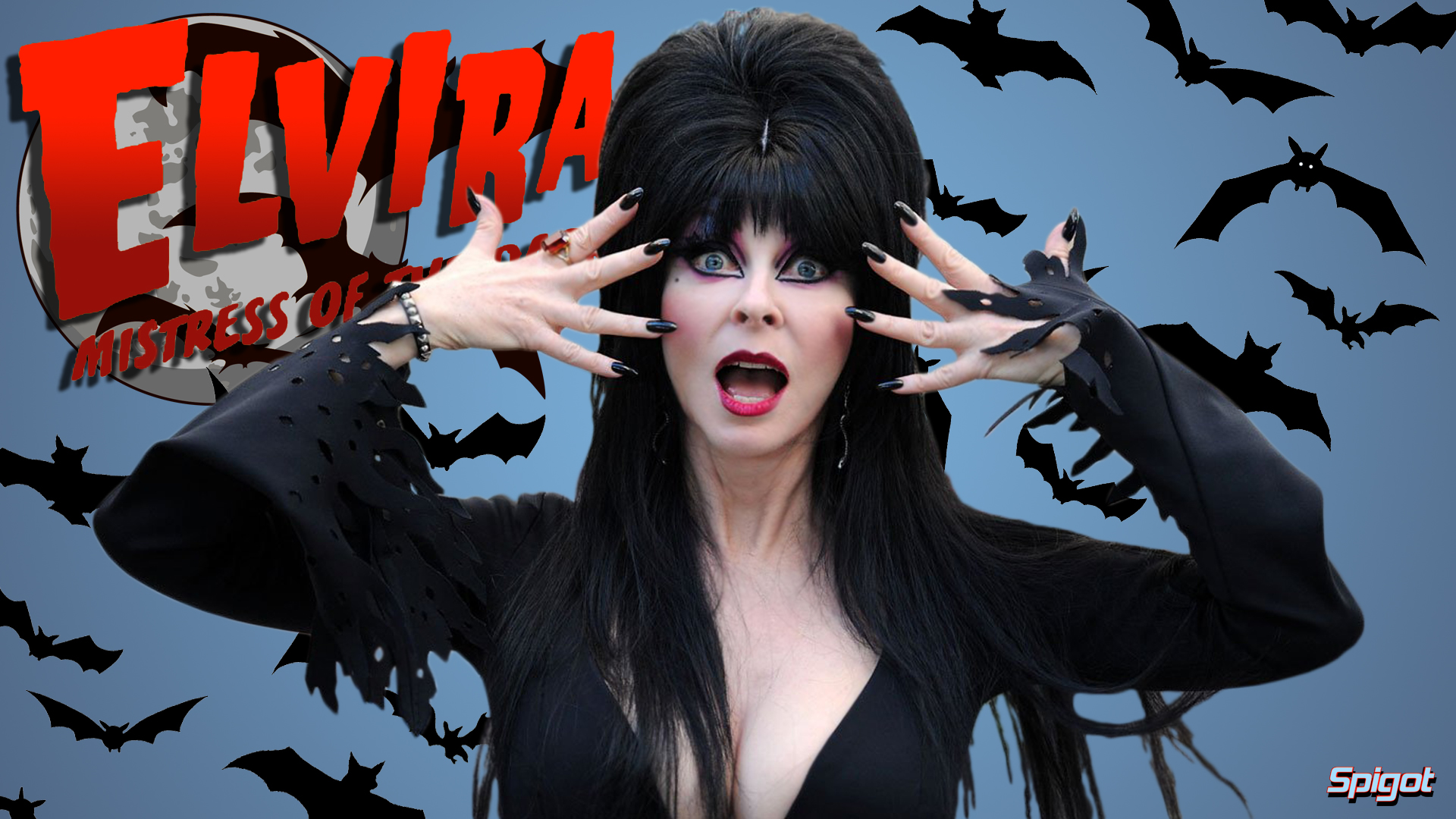Elvira Mistress of the Dark George Spigots Blog 1920x1080