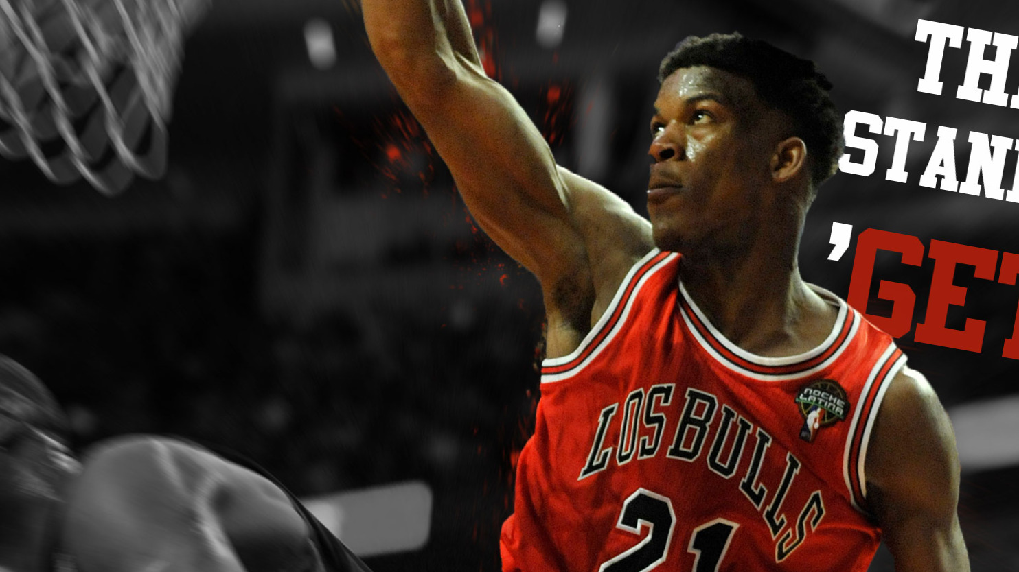 Jimmy Butler Bulls HD Background Wallpapers 1484x834