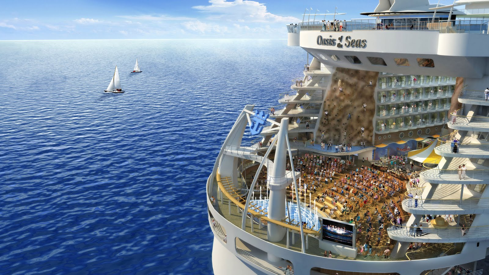 Royal Caribbean Desktop Wallpaper PicsWallpapercom 1600x900