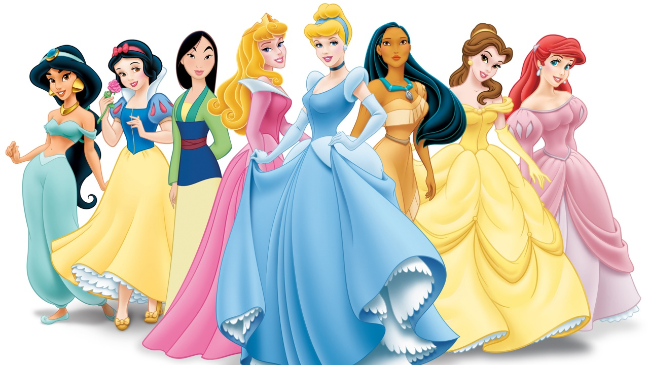 Disney Princess Wallpapers HD Wallpapers 1280x720