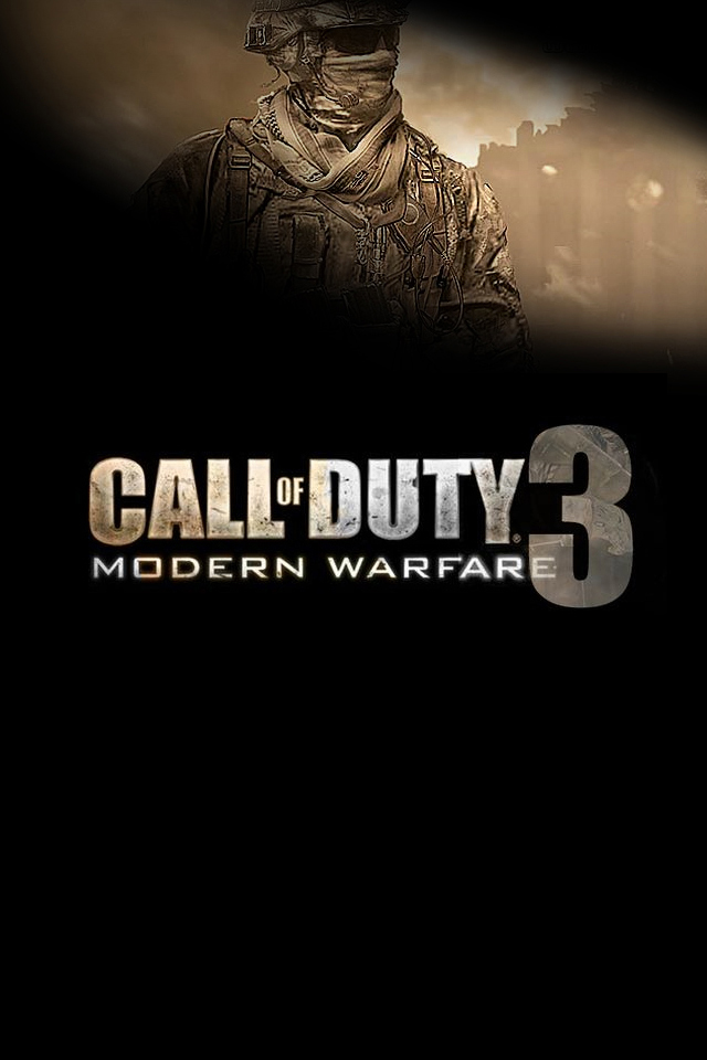 Free Download Call Of Duty Modern Warfare 3 Iphone 4 Wallpapers