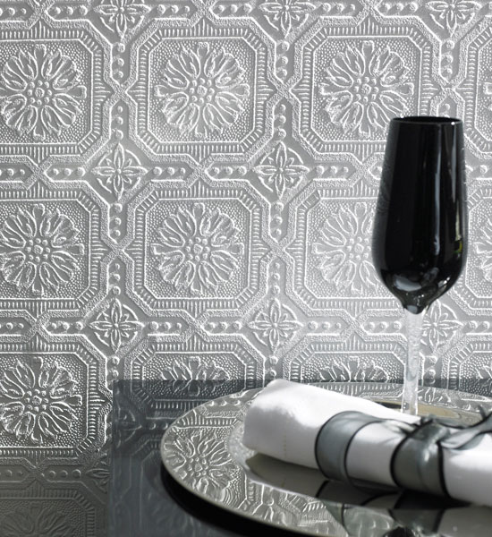 Home Decor Paintable Wallpaper Inspiration 550x600