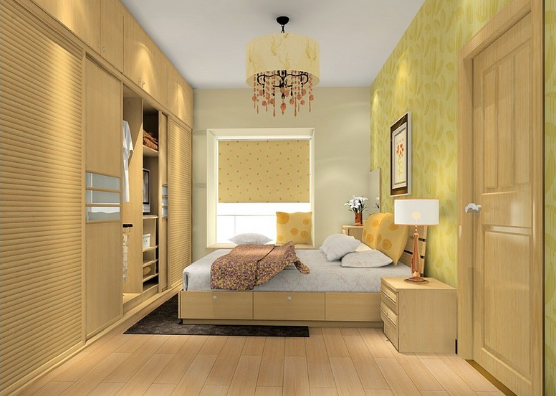 Chandeliers and wall designs for bedroom Canada 3D House 1102x786