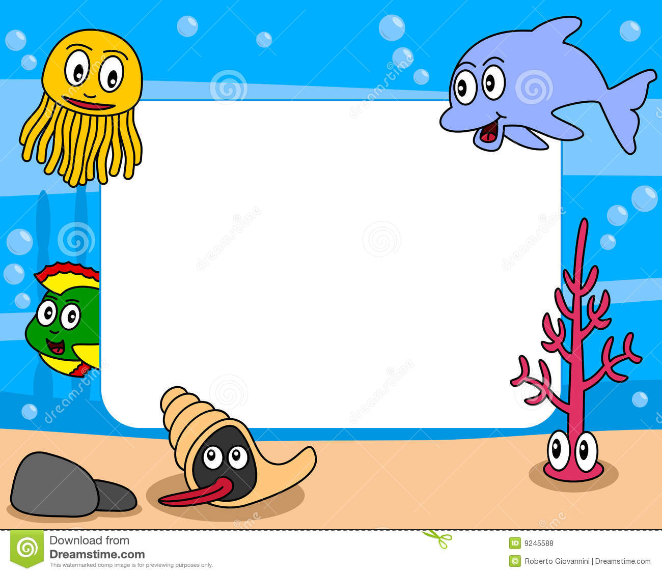 Sea Border Clip Art Images Pictures   Becuo 1300x1130
