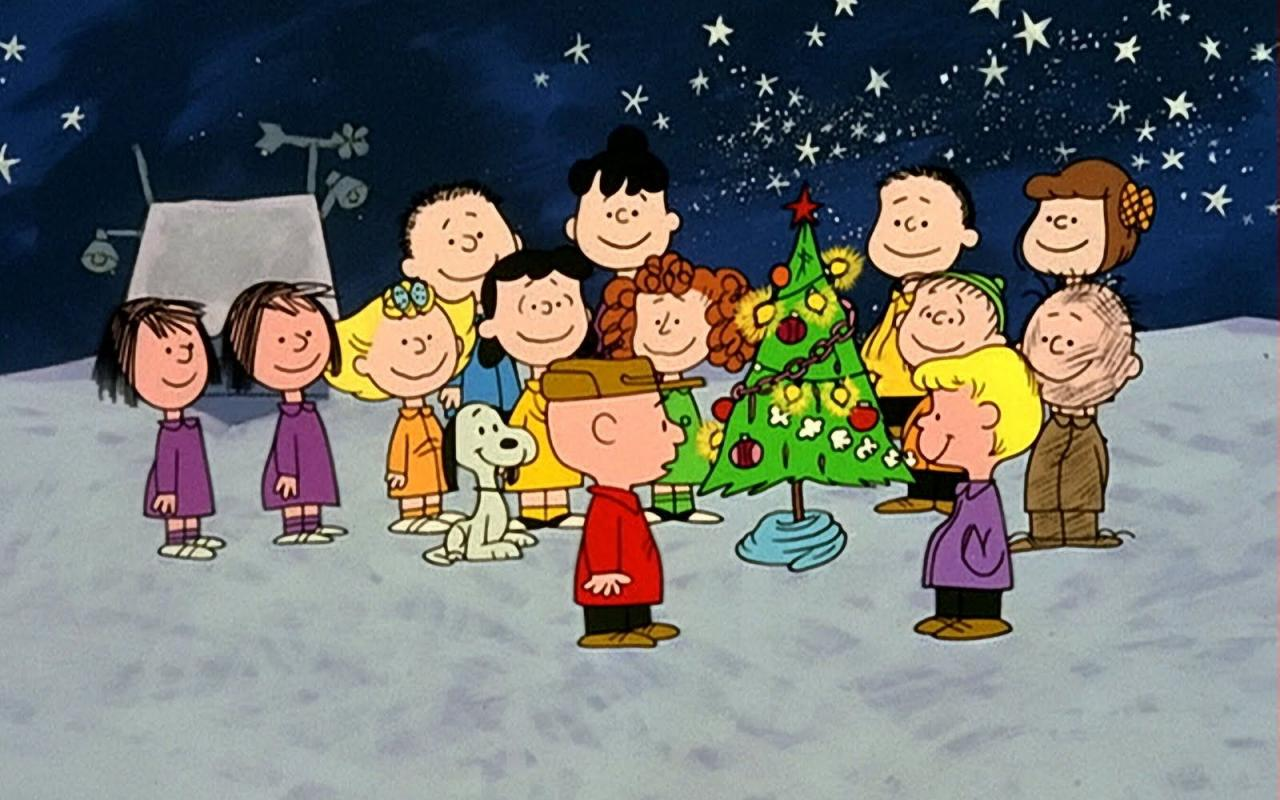 Pics Photos   Charlie Brown Christmas 1280x800