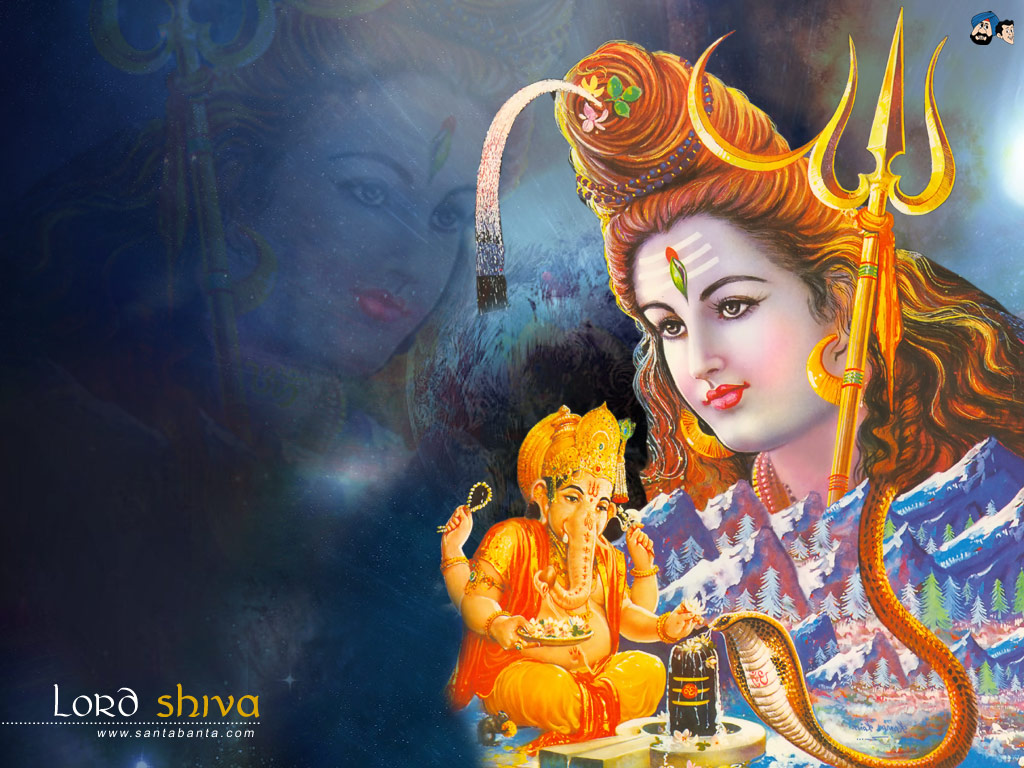 Lord Shiva Wallpaper 30 1024x768